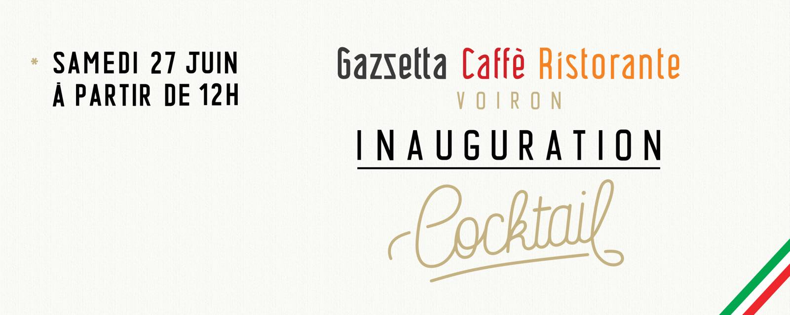 Gazzetta Caffe Ristorante Voiron